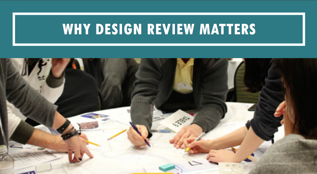 Why Design Review Matters
