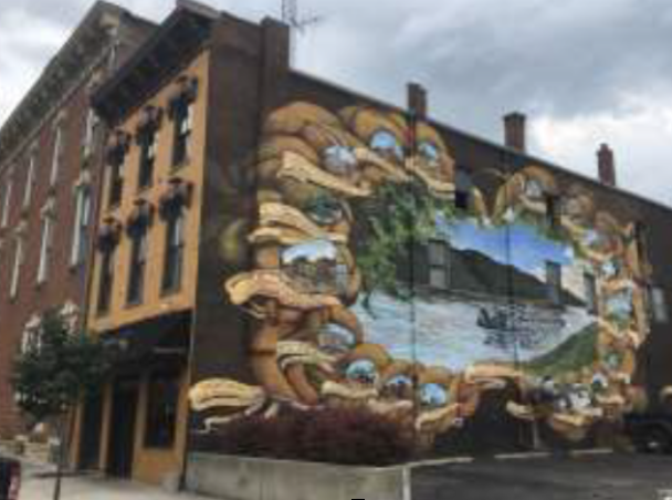 Mural or Billboard – New Look for Community Revitalization